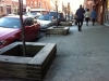 Tree Pit Bench in front of Music Hall of Williamsburg