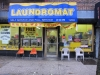 Shopfront Chairs in front of W & W Laundromat
