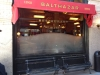 Shopfront Bench in front of Balthazar